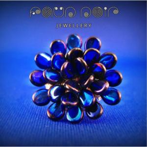 Cicadella Blue ring